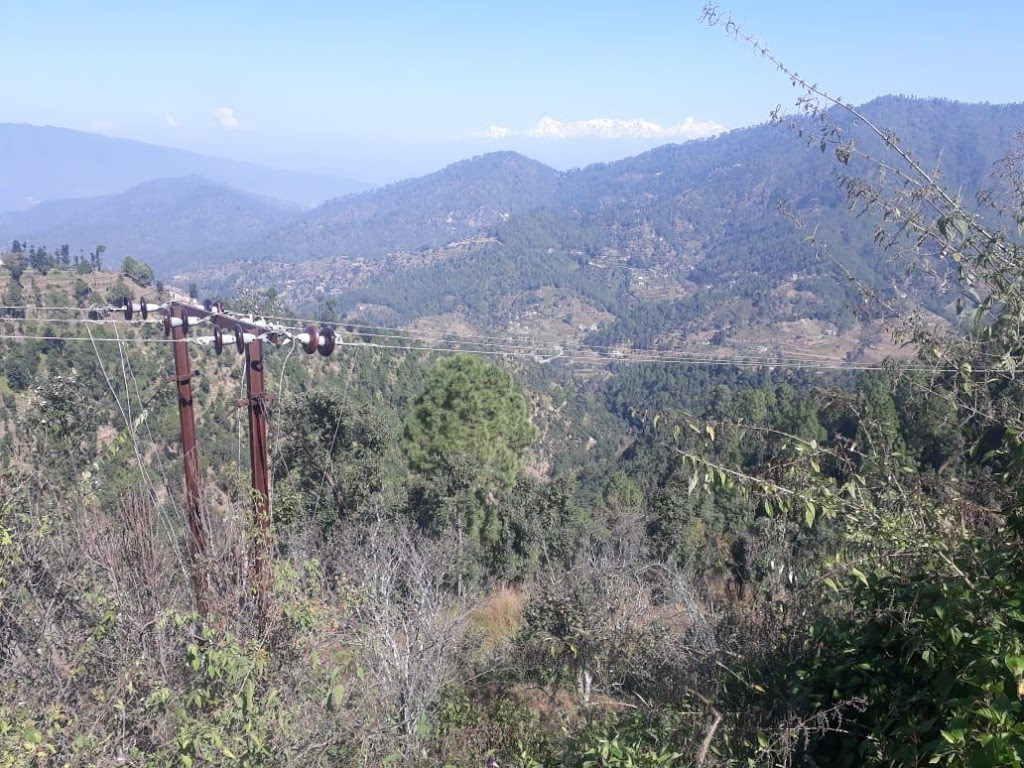 8 Lacs – Himalayan View Plots on Nathuakhan-Hartola Road