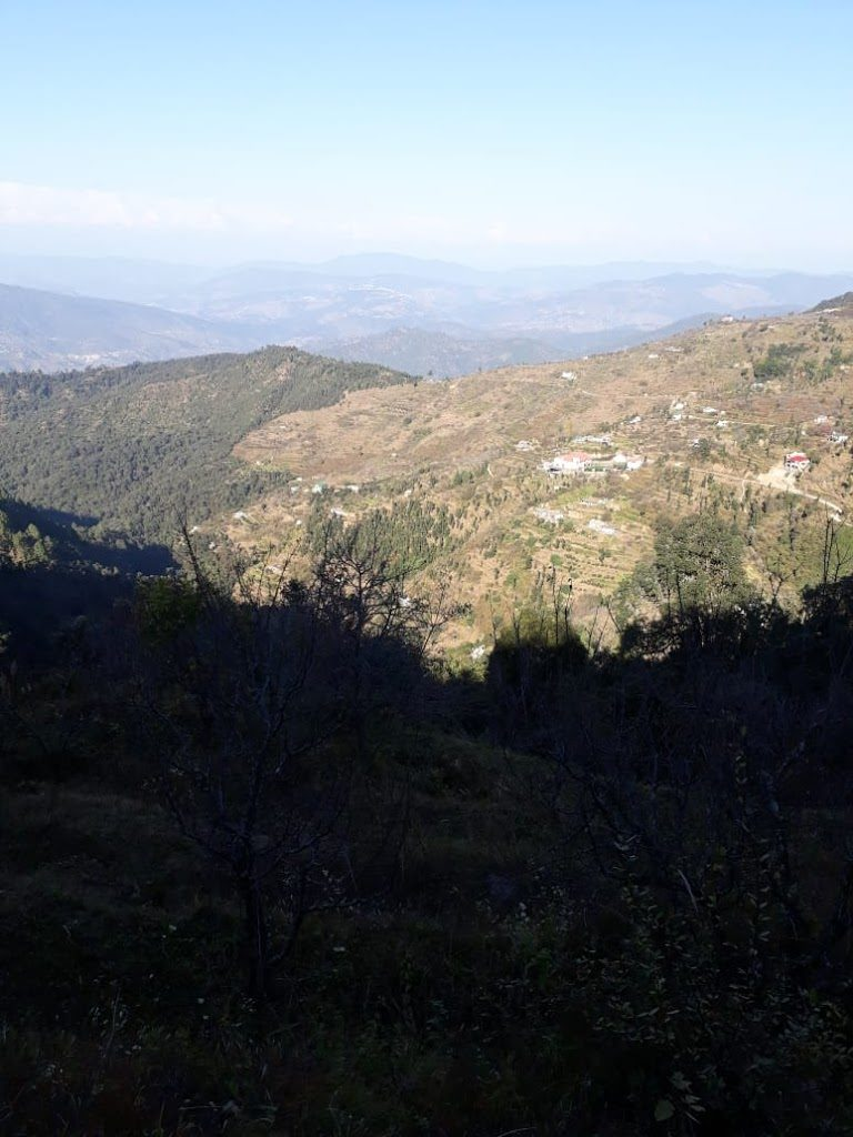 7 Lac – 6 Nali Himalayan View Residential Land in Hartola