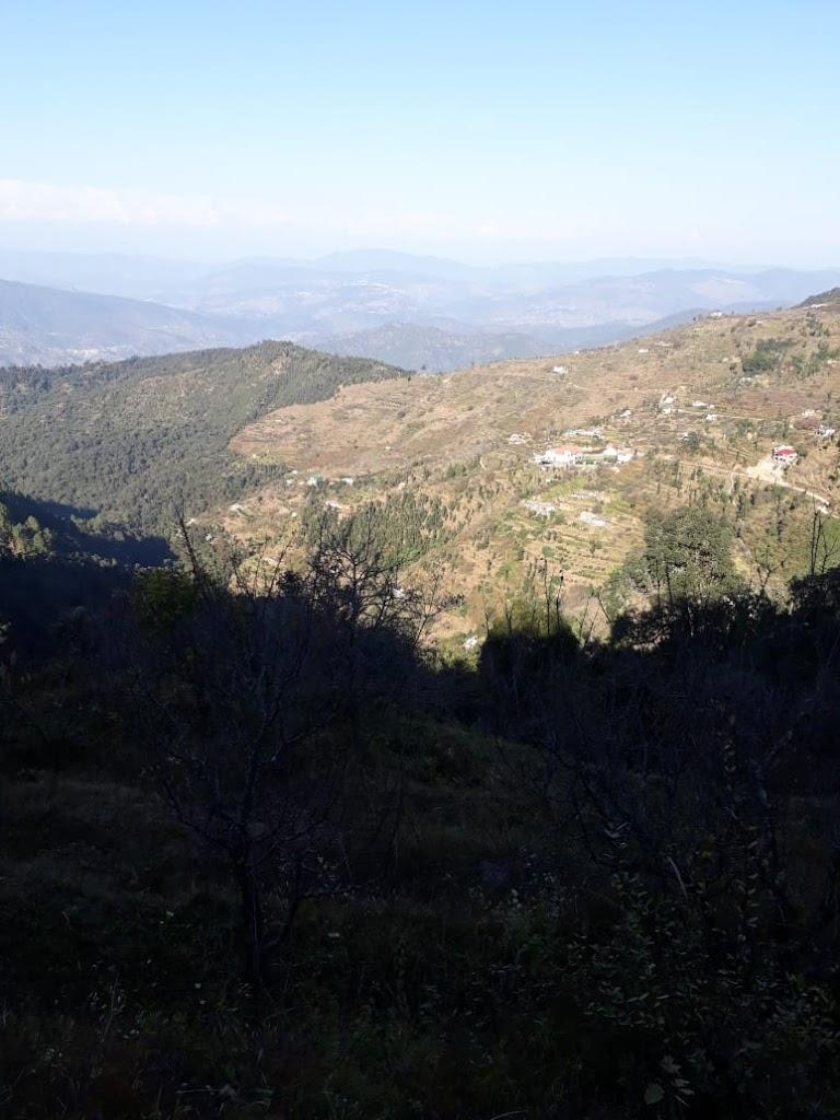 7 Lac – 6 Nali Himalayan View Residential Land in Hartola