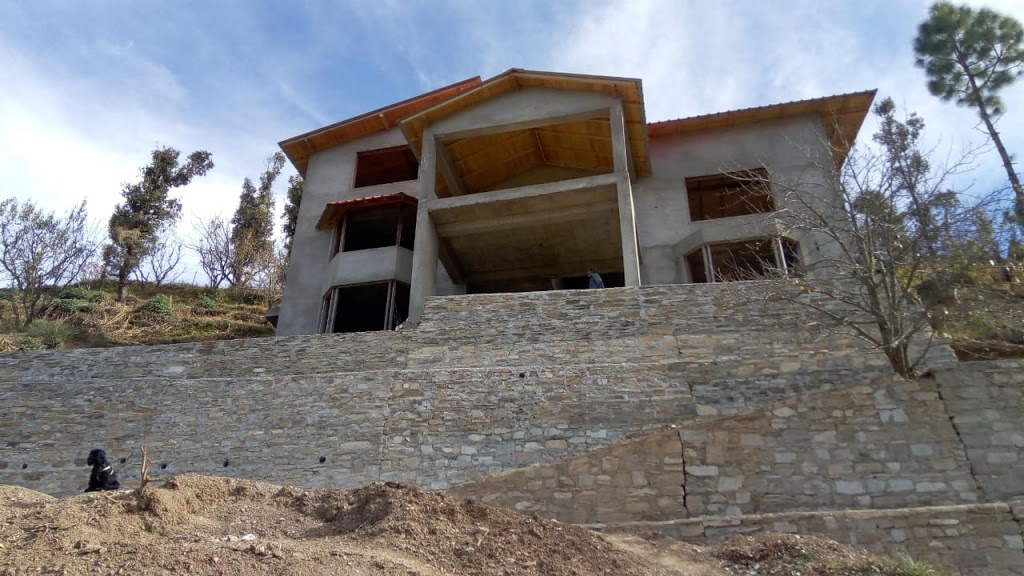 5 Room Almost Complete Small Resort/ Guest House on Long-term Lease in Hartola, Nainital