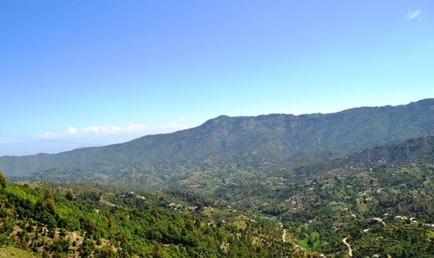 22 lacs – 4 Nali Well Developed Residential Land in Satbunga, Mukteshwar