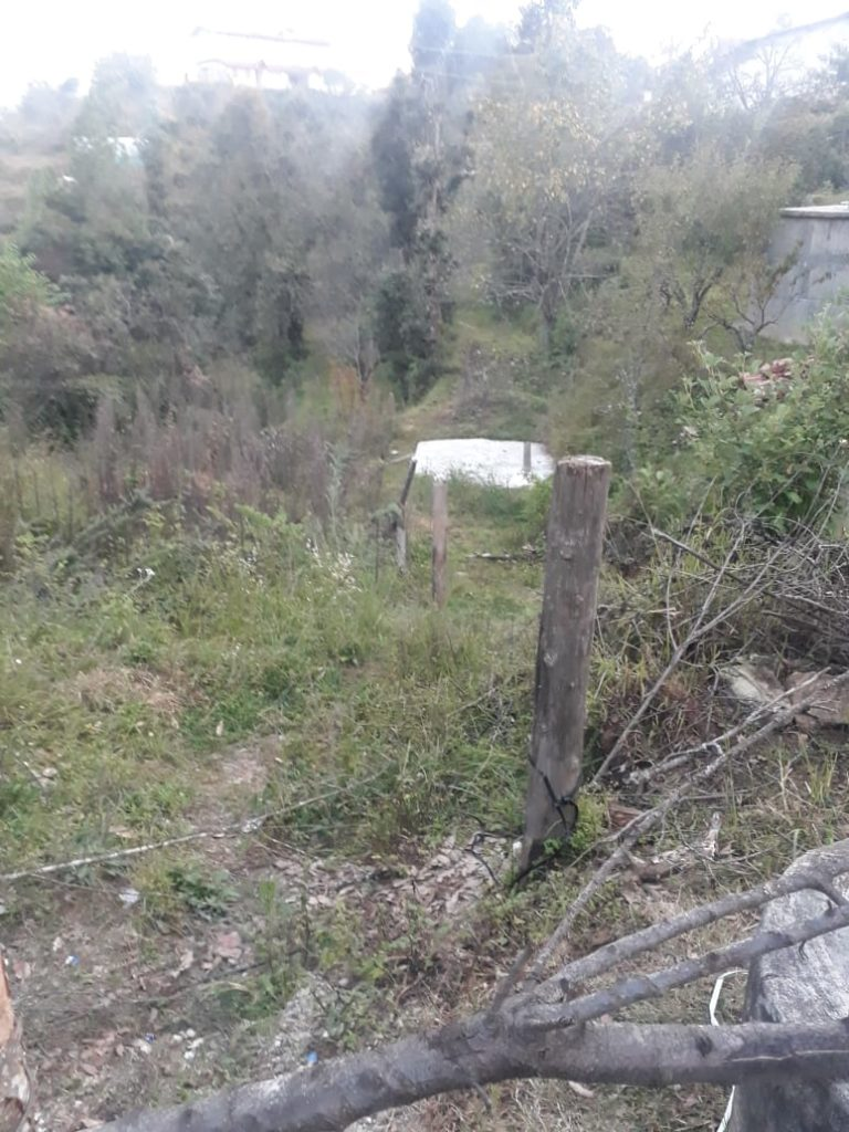 Rs 3.5 Lacs – 17 Nalis Residential Land with Old Kumaoni House in Nathuakhan
